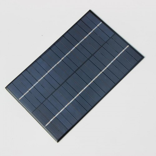 18V Mini Solar Cell Polycrystalline Solar Panel Solar System