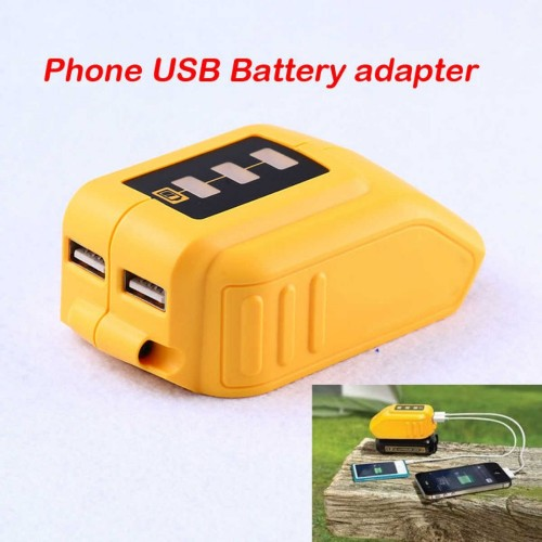 High Quality Max USB Power Source for Dewalt Cordless Power