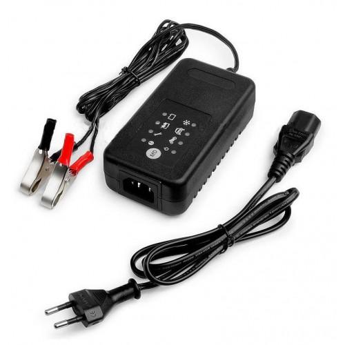 Car Battery Charger 12V Lead Acid Battery Charger For SLA AGM GEL VRLA Charge Mode