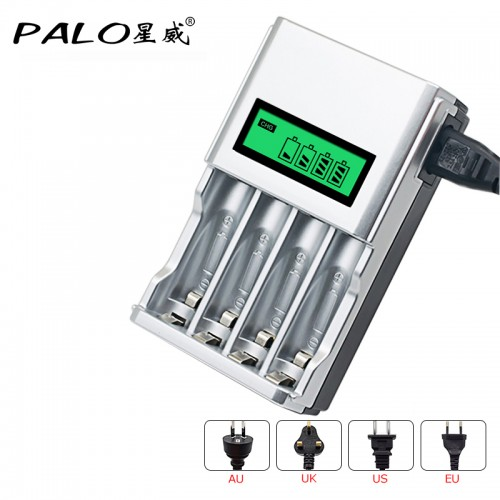 Original Battery Charger LCD Display Charger