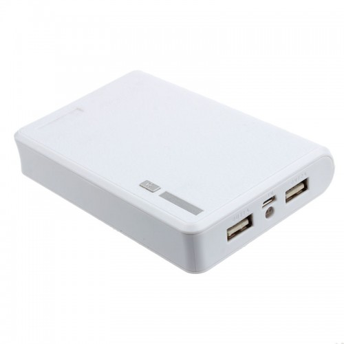 USB Power Bank Battery Box Charger For Smartphone