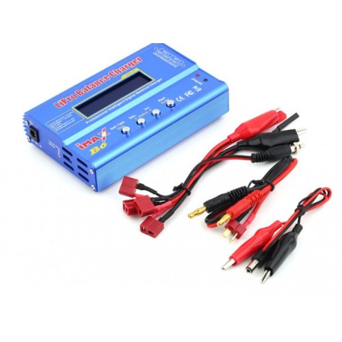 imax Lipro RC Battery Balance Digital Charger Discharger
