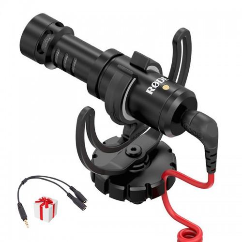 Original Rode VideoMicro Microphone Microfone On Camera Microphone