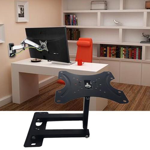 Besegad Folding Articulating Swivel Tilt TV Wall Mount Stand Bracket Holder for LCD LED