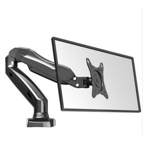 Desktop LCD LED Monitor Holder Arm Gas Spring Full Motion TV
