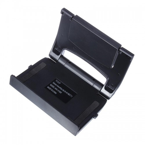 TV Mount Clip Stand Bracket For Kinect ABS Black