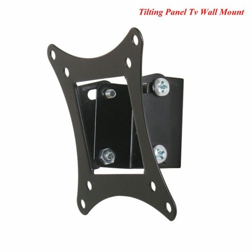 Tilting Flat Panel LCD LED Monitor TV wall Mount Bracket