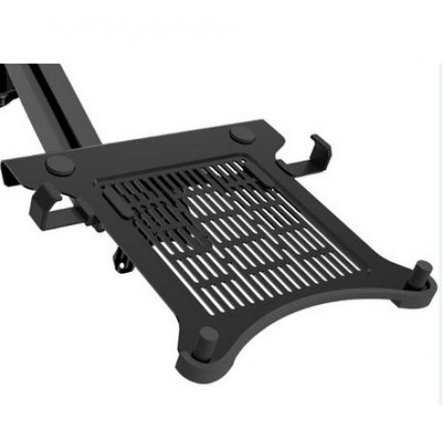 Tray Monitor Arm Holder Tray  Partner with Fit for Laptop VESA