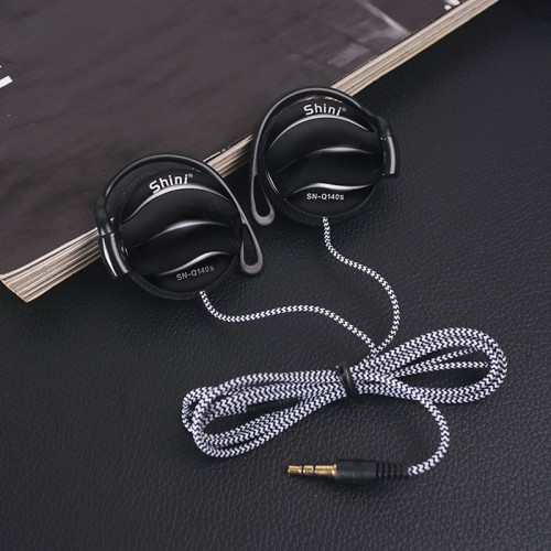 Universal Headphones 3 5mm Earphone Earhook with Clear Voice for MP3 Player Computer Apple iPhone