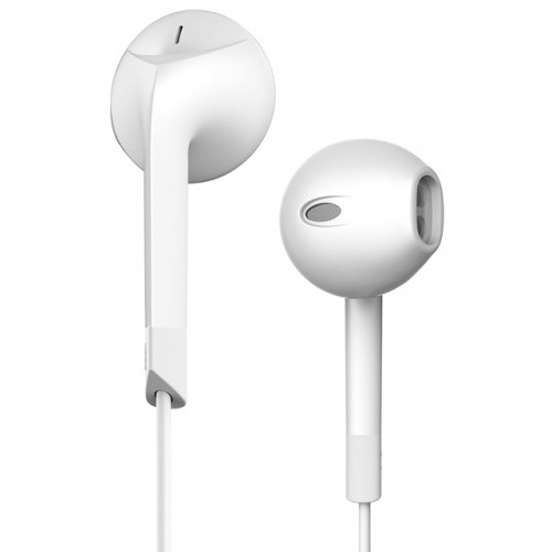 new Hot Sale P6 Earphone Headphone with Microphone Headset Stereo Earbuds for iPhone Android Earpods