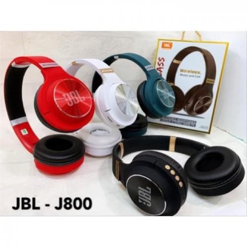 JBL J800 Wireless Stereo  Bluetooth Multimedia Headphones