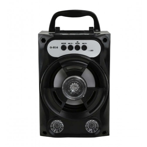HSLH Bluetooth Wireless Music Portable Speaker Sub Woofer System