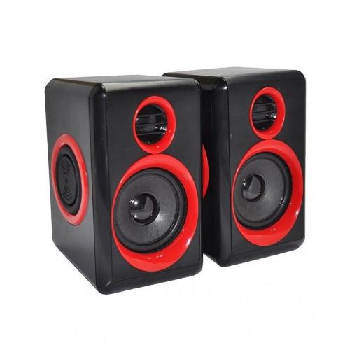 FT-165 New Compact Design Prime USB Multimedia Speaker