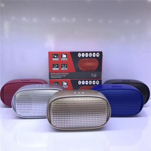 Wireless Bluetooth Speaker Y5 Mini Music Player Outdoor Speaker