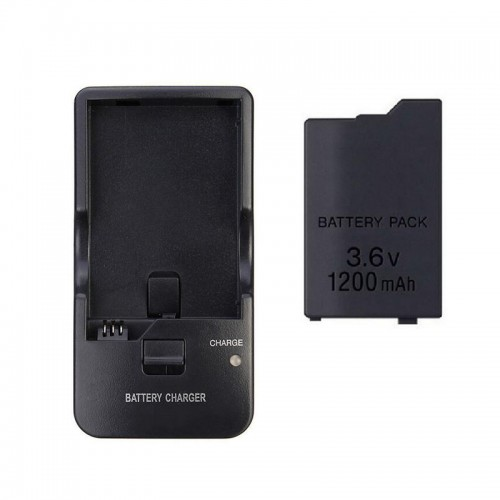 1200mAh Rechargeable Battery Power Pack Replacement Desktop Dock Charger For Sony PlayStation
