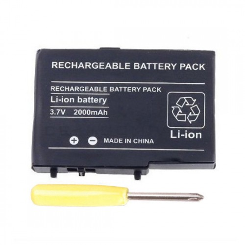 2000mAh Rechargeable Lithium ion Battery Tool Pack Kit