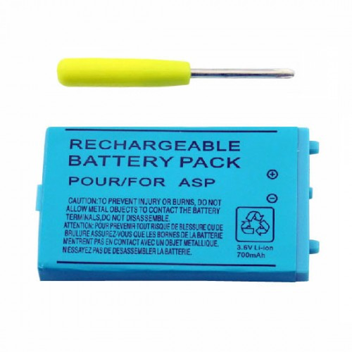 700mAh Rechargeable Lithium ion Battery Tool Pack Kit