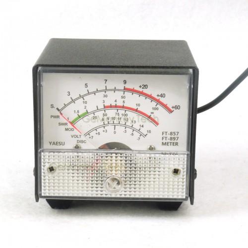 External meter Power Receive display meter