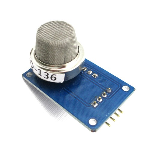 Ozone Sensor Concentration Gas Detection Module for Raspberry Battery