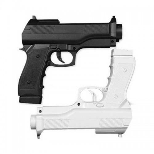 Free shipping Light Gun Pistol Shooting Sport Video Game for Nintendo