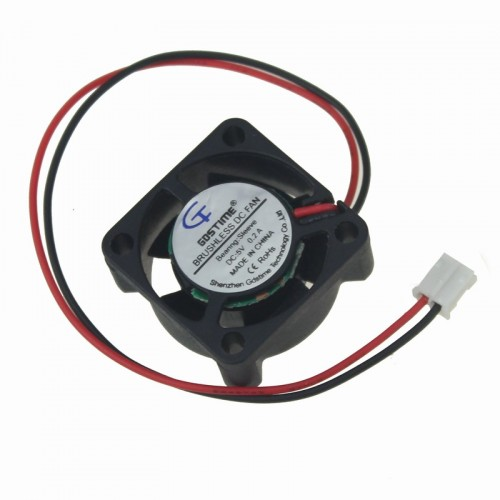 Gdstime lot Micro 5V DC Brushless Cooling Fan Cooler