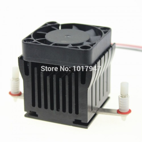 Pieces Aluminium Heatsink Cooler PC Computer Northbridge Chipset Cooling