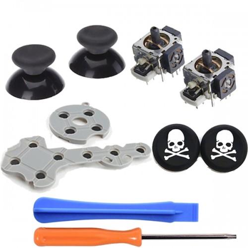 Conductive Silicone Pad 3D Analog Joystick silicone Caps