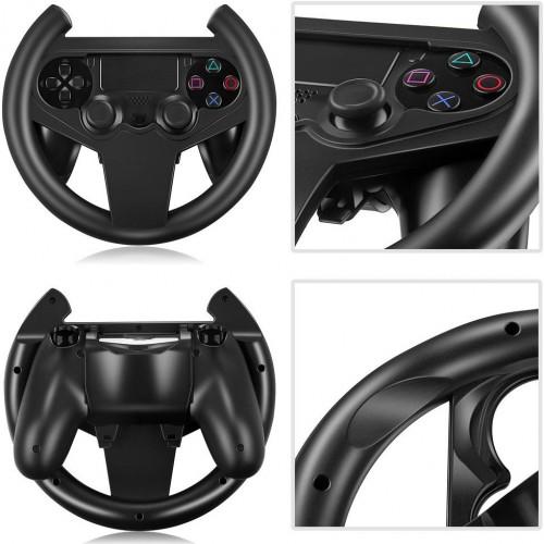 Gaming Racing Steering Wheel Game Controller for Playstation.4 Car Steering