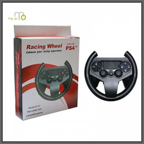 Gaming Racing Steering Wheel for PS4 Joypad Grip Controller