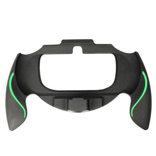 Green Durable Joypad Bracket Holder Case Hand Grip Handle for Sony PSP Vita