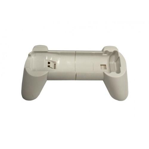Hand Grip Joypad Adaptor Handle Holder for Nintendo Wii Remote Controller