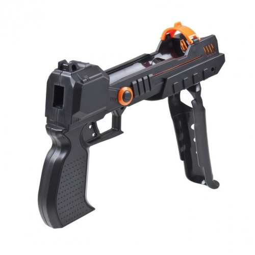 Precision Shot Hand Gun Move Motion Controller for Sony PS PS3 Shooting Game