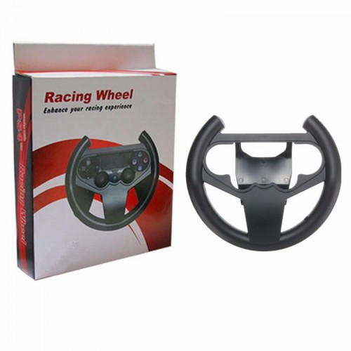 Racing Car Steering Wheel Driving Controller Gaming Handle Steering Wheel For Playstation 4