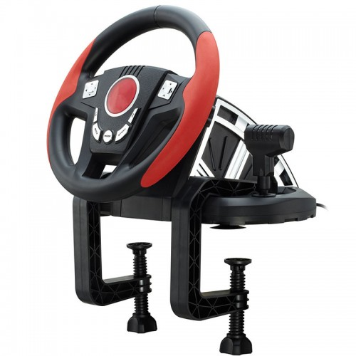 Shock simulation automobile race Need for Speed pc usb Analog learn to drive computer game steering