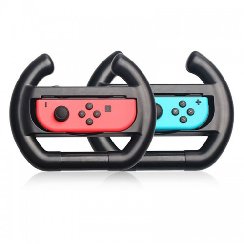 Steering Wheel Hand Grip Handle Controller Direction Manipulate Wheel For Nintend Switch For NS Joy