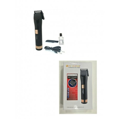 JY Super 8805 Professional Rechargeable Electric Hair Trimmer shaver