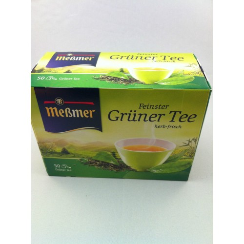 Meßmer Messmer Green Tea