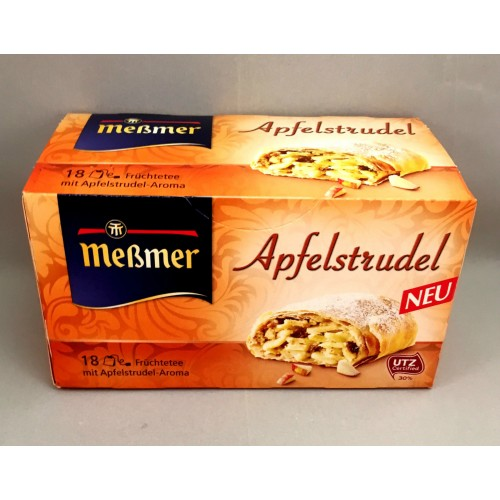 Meßmer Messmer Tea Apple Strudel Flavor