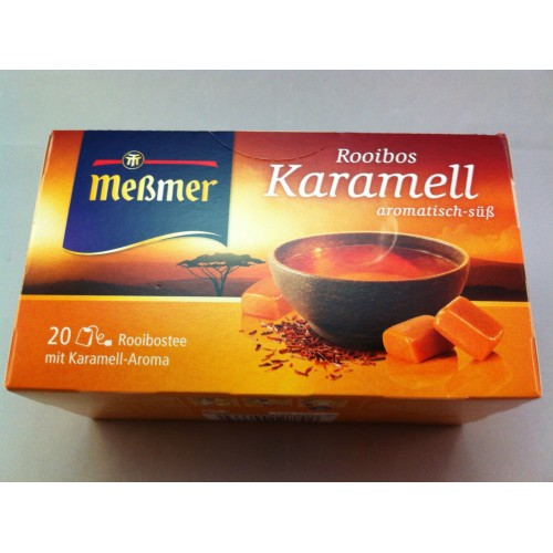 Meßmer Messmer Tea Caramel Flavor