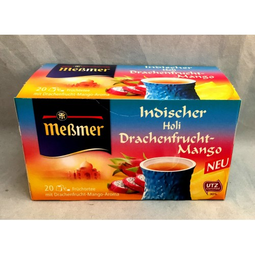 Meßmer Messmer Tea Dragon Fruit Mango Flavor