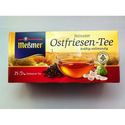 Meßmer Messmer Tea East Frisian full bodied Flavor