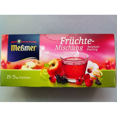 Meßmer Messmer Tea Fruit Mixture Flavor