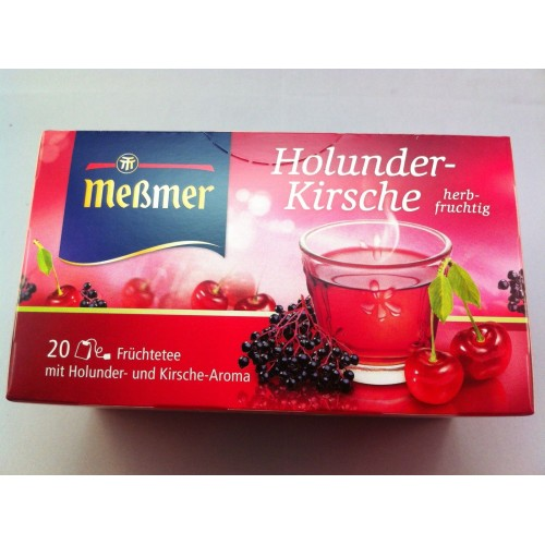 Meßmer Messmer Tea Holly Cherry Flavor
