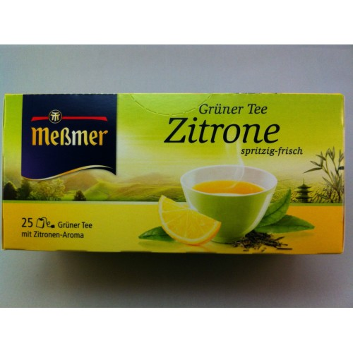 Meßmer Messmer Tea Lemon Fresh Flavor