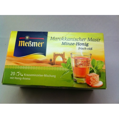 Meßmer Messmer Tea Mint Honey Flavor