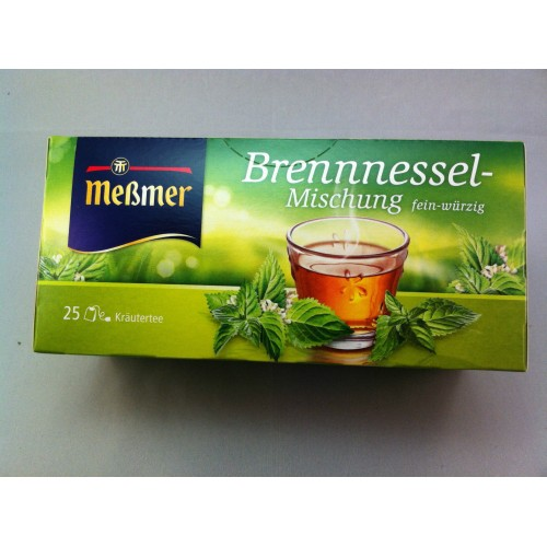 Meßmer Messmer Tea Nettle mixture Flavor