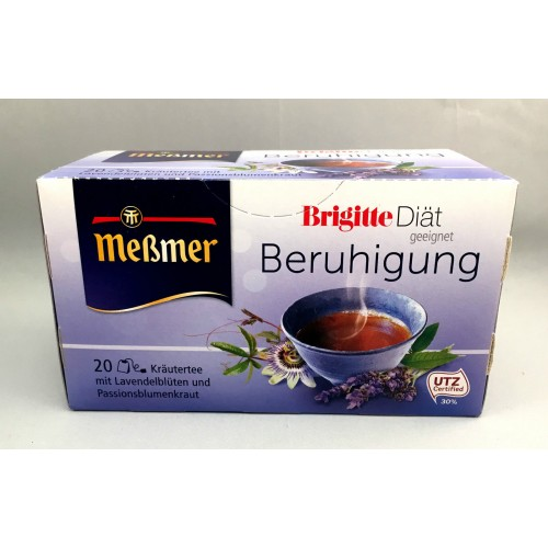 Meßmer Messmer Tea Reassurance Flavor