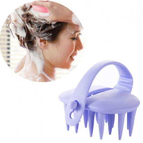 1PC Hair Shampoo Scalp Brush Body Brush Comb Conditioner Clean Head Care 2U0122