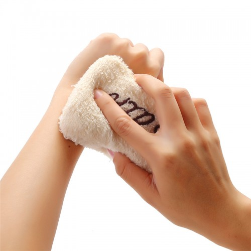 Bath Sponge Shower Rectangle Soft Natural Fiber Brush Clean Rich Foam Hands Wash Bathroom Bath Tub