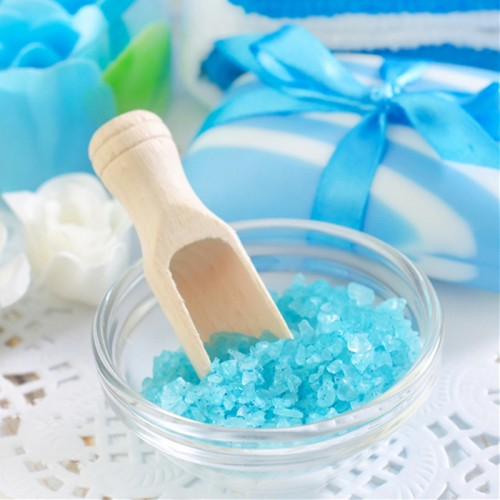 New Design 20g Mini Wooden Scoops For Bath Salts High Quality Bath Shower SPA Tools Bath